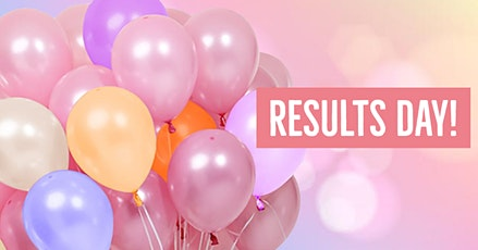 Y11 results day - slot 4 tickets