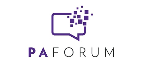 PA Forum - We are back with our first meet up face to face tickets