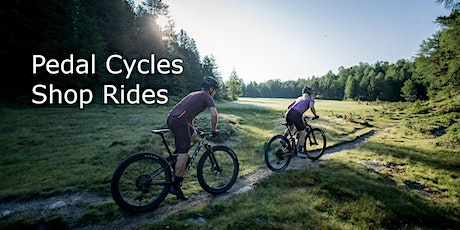 Pedal Cycles Shop Ride 21th August Beginners tickets