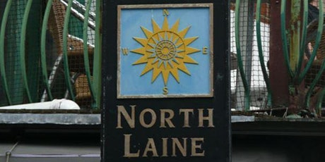 Discover the Historical North Laine, Brighton's industrial suburb tickets