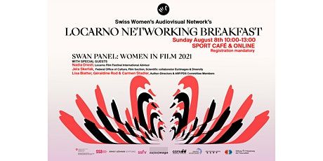 SWAN Locarno Networking Breakfast 2021 biglietti