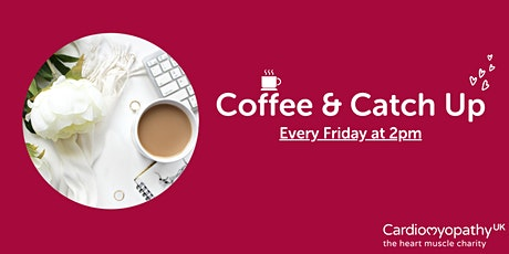 Coffee & Catch Up: Evening Edition (Tuesday August 3rd) tickets
