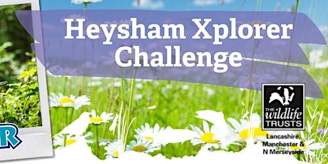 Summer Xplorer Challenge at Heysham Nature Reserve - Saturday 7th August tickets