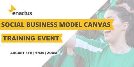 Social Business Model Canvas Training Session tickets