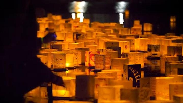 Immagine Lanterne sull'acqua - Effetto Venezia Closing Ceremony