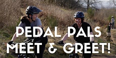 Pedal Pals Meet & Greet Morning tickets