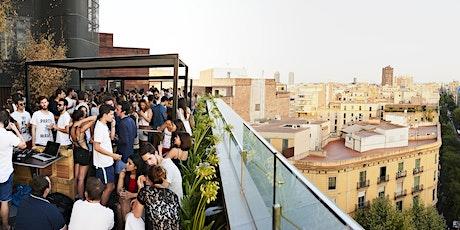 Rooftop Sunday Funday con música de los 80' tickets