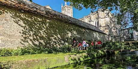 Winchester College Gardens Tour tickets