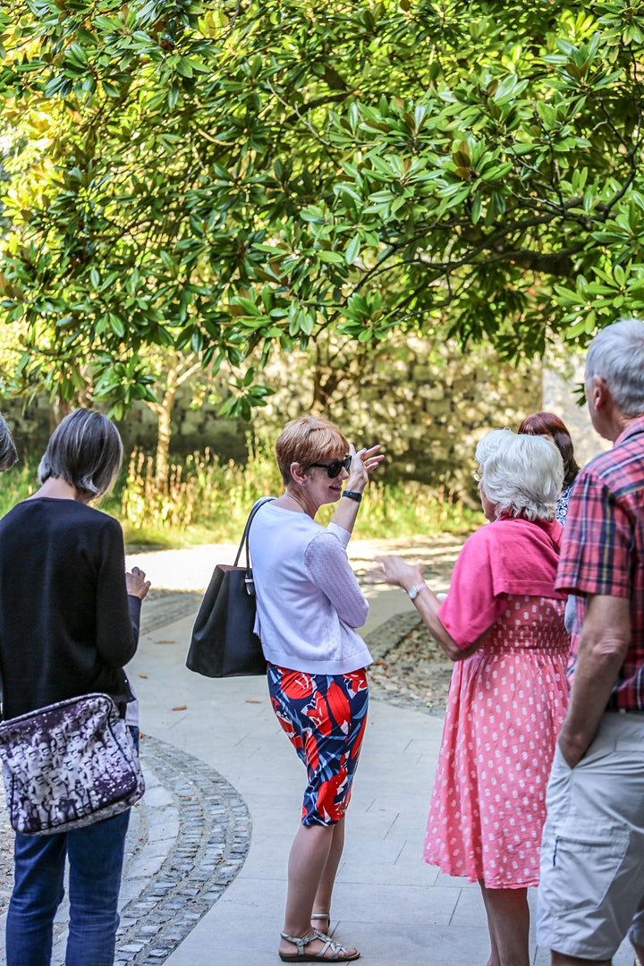 Winchester College Gardens Tour image