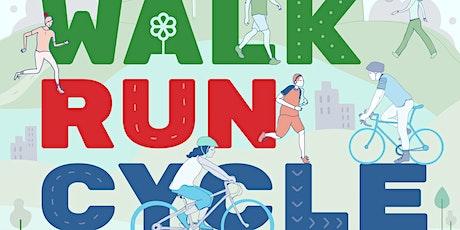 Walk Run Cycle Play - Springfield Park tickets
