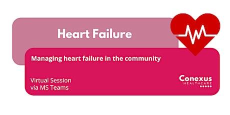 Heart Failure biljetter