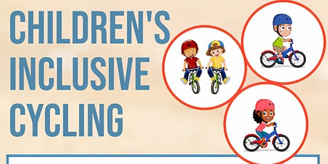 Inclusive Cycling for children with a disability Mon 26th-Fri 30th July tickets