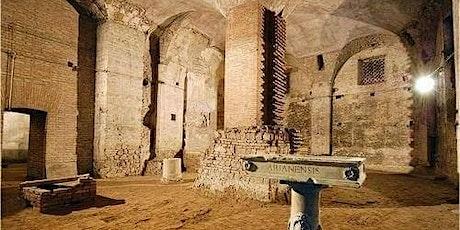 ROMA Sotterranea: Il colle Oppio (S.m ai Monti) biglietti