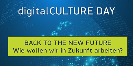 digitalCULTURE DAY 2021 - #dcd21 Tickets