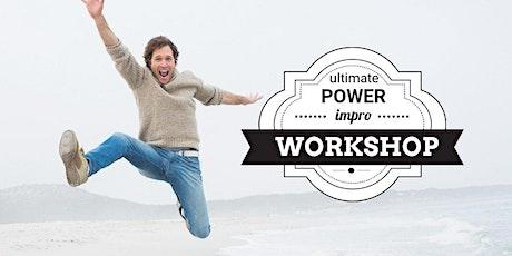 ZlMIHC IMPRO Comedy Ultimate Power Impro Workshop tickets