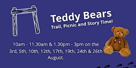 Teddy Bears Trail, Picnic and Story Time tickets