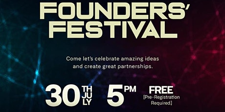 Founders' Festival: Celebrating businesses and initiatives tickets