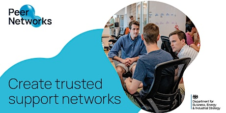 Webinar on the benefits of joining a Peer Networking Group tickets
