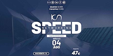 KCN Maresme Speed Networking Online 4 Ago entradas