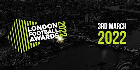 London Football Awards 2022 tickets