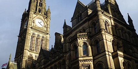 Manchester Town Hall – The History, the Renovations – Official Zoom Tour tickets
