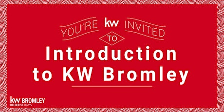 Introduction to KW Bromley Tickets