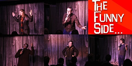 Stand-Up Comedy Class Online - Five Tuesday Evenings - Intermediate Level tickets