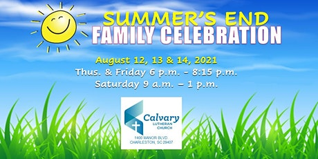 Summer's End Family Celebration tickets