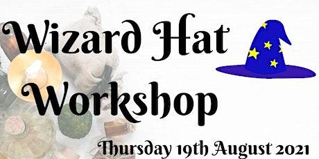 Wizard Hat Workshop tickets