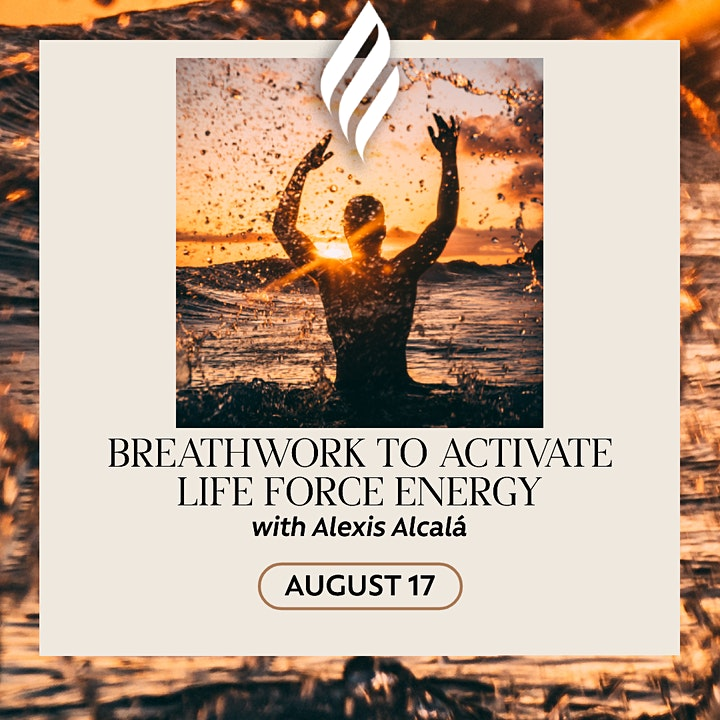 Breathwork to Activate the Life Force Energy image