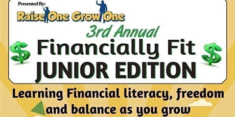 """Financially Fit"" JUNIOR EDITION tickets"