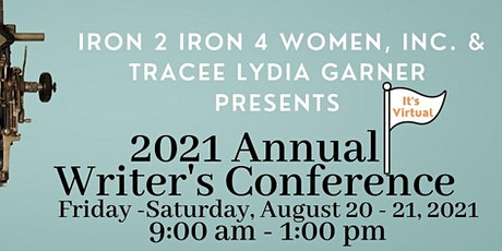 2021 Annual Writer's Conference tickets