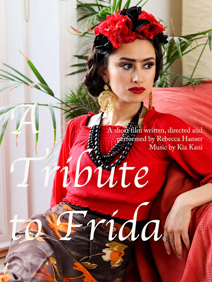'A Tribute To Frida' 24-hour screening premiere event image