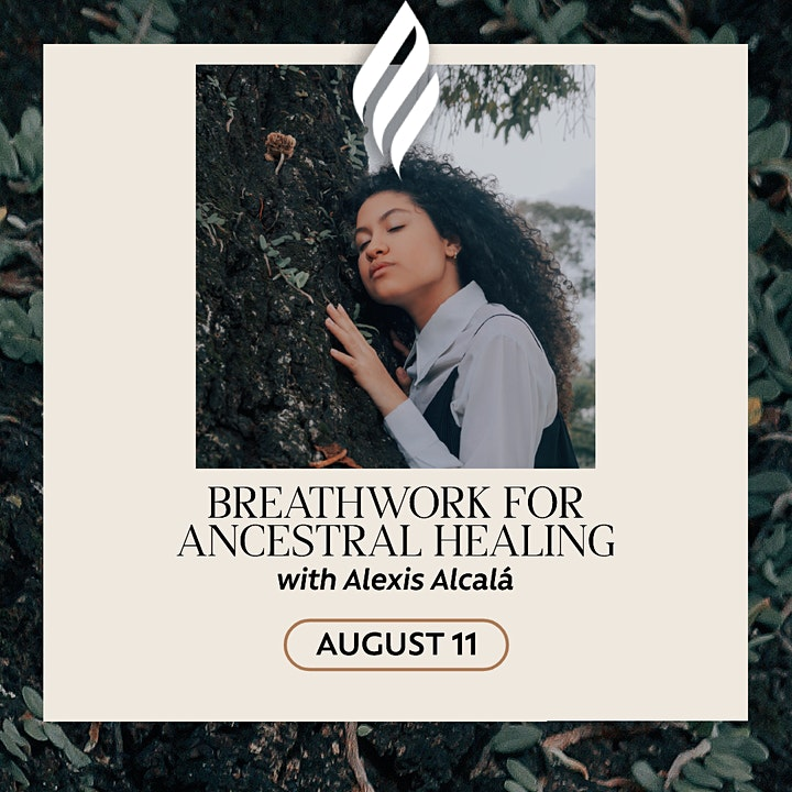 Breathwork to clear out stress & anxiety image