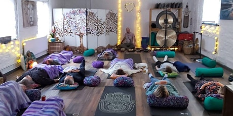 Gong Relaxation Experience - YES Academy in Selby tickets