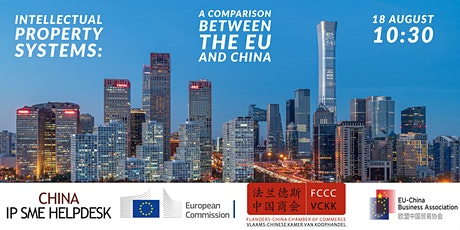 Intellectual Property Systems: A comparison between the EU and China tickets