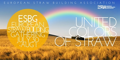 ESBG  European Straw Building Gathering tickets