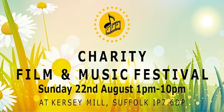 Charity Film & Music Festival tickets