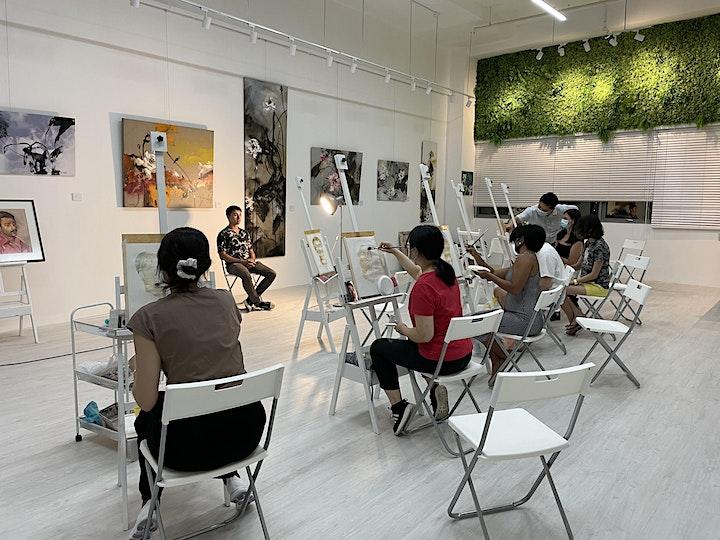 Trial Classes at Visual Arts Centre's MacPherson Studio - AZ @ Paya Lebar image