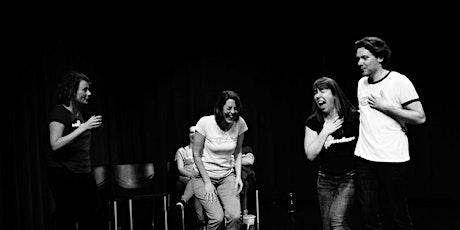 ZIMIHC IMPRO Comedy workshop: Improv your Dutch tickets