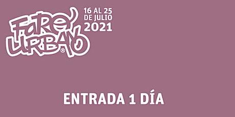 Festival Faro Urbano - entrada concurso de Skate  INDOOR Skate Valley entradas
