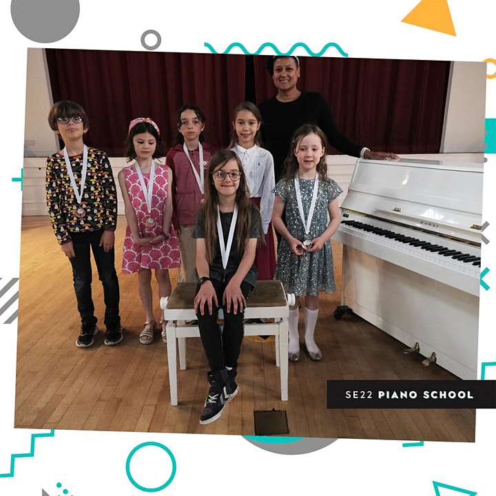 October Music Recital in Dulwich Village image