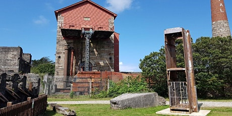 Timed tour of East Pool Mine (20 July - 24 July) tickets