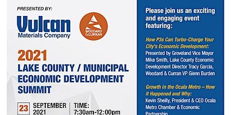 2021 Lake County/Municipal Economic Development Summit tickets