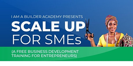 SCALE UP FOR SME's tickets