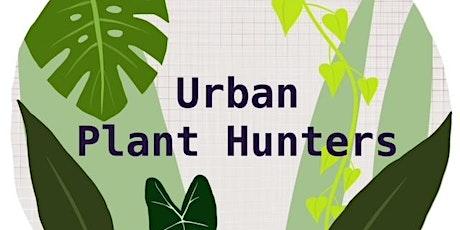 Urban Plant Hunters Market tickets