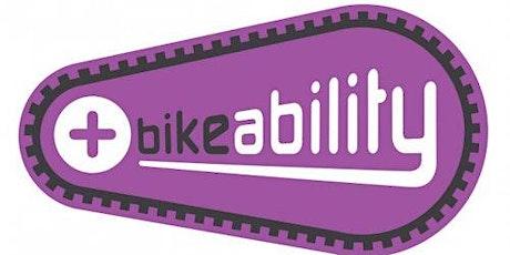 Bikeability Family-Thurs 29th/Fri 30th AM session tickets