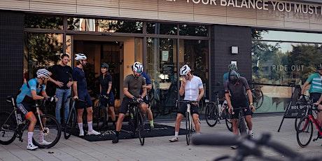 Olympische Social Ride Out - Zaterdag 24 juli tickets