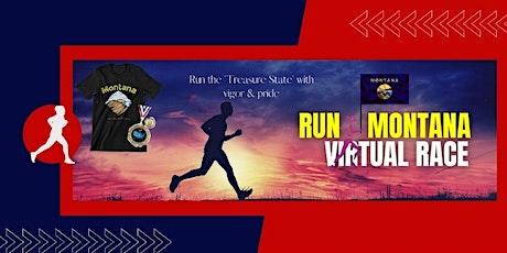 Run Montana Virtual Race tickets