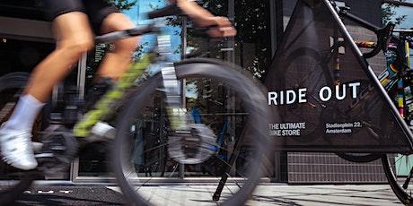 Social Ride Out - Zaterdag 31 juli tickets